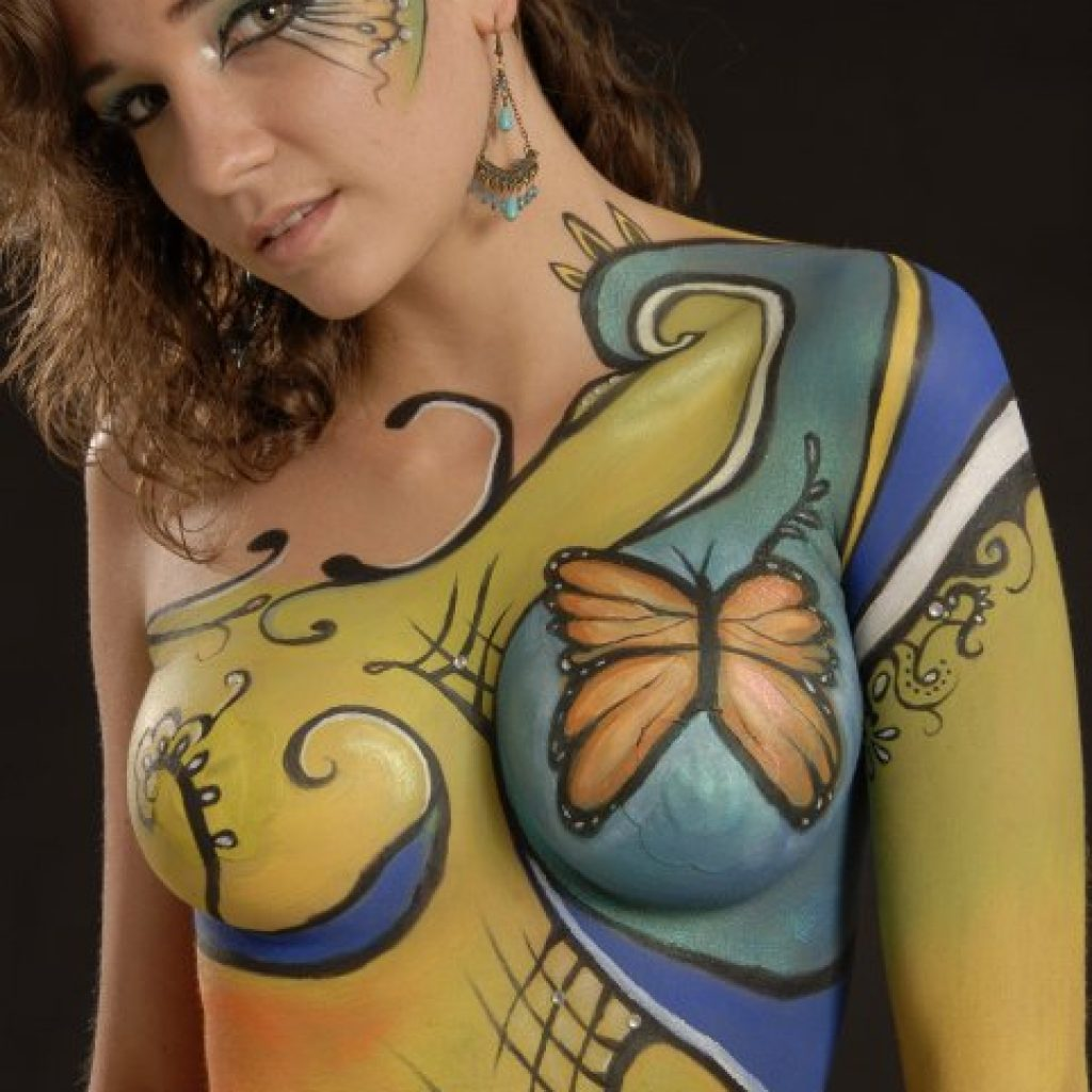 Festival Irlandese » Body Painting Contest